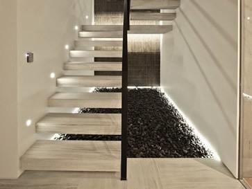 Erstklassige Kunststein Treppen