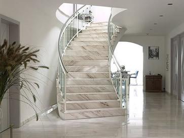 Persönliche Treppenstufen